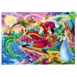 Oblea para tarta Peter Pan...
