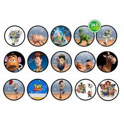 Obleas de Toy Story para...