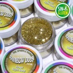 Brillantina color Dorado...