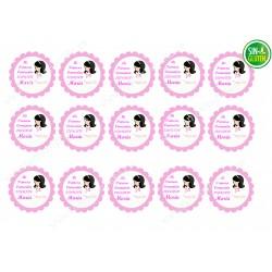 Base Redonda 20 x 0.4 cm Funcakes