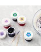 Colorantes y Rotuladores alimentarios