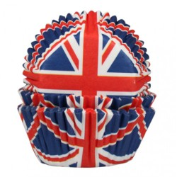 CÁPSULA BANDERA U.K. CULPITT 54 UDS - Fantastic Cake