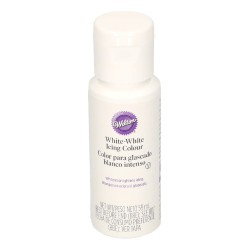 COLORANTE BLANCO WILTON 59 ML