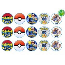 Obleas para Galletas Pokémon Nº 244
