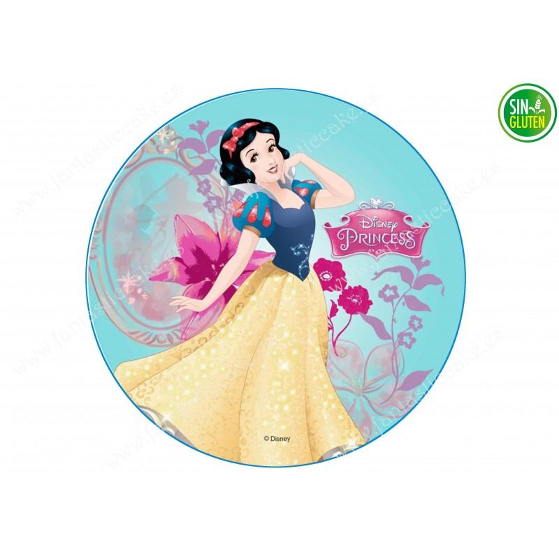 Oblea para tarta Blancanieves Nº 271