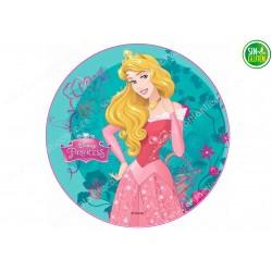 Oblea para tarta La Bella Durmiente Nº 276