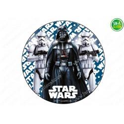 Oblea para tarta Star Wars Nº 288