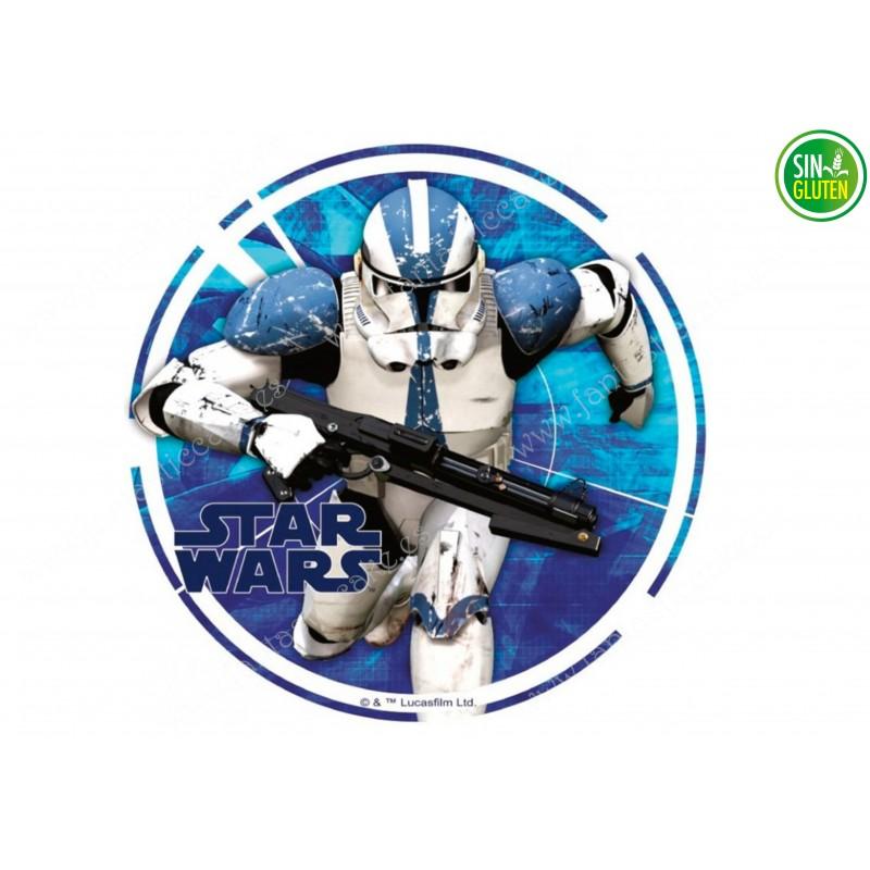 Oblea para tarta Star Wars Nº 299