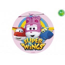 Impresión comestible para tarta Super Wings Nº 310