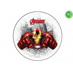 Impresión comestible para tarta Iron Man Nº 311