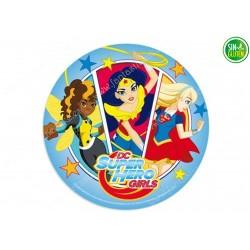 Oblea para Tarta Super Heroina Nº 314