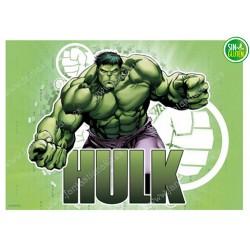 Oblea para tarta Hulk Nº 320