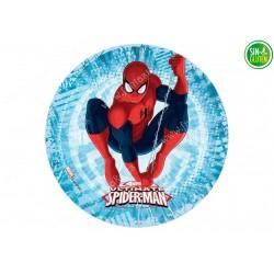 Oblea para tarta Spiderman Nº 324
