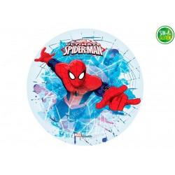 Oblea para tarta Spiderman Nº 329