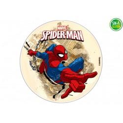 Oblea para tarta Spiderman Nº 332