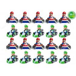 Obleas para Galletas Mario Bross Nº 464