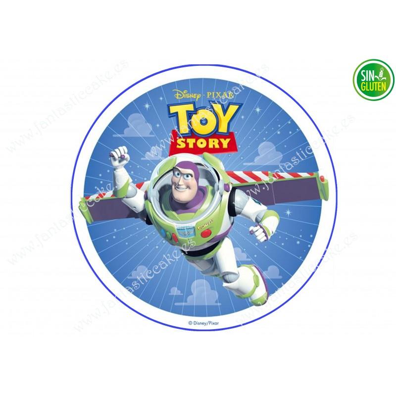 Toy Story - Obleas para tarta Buzz lightyear Nº 478