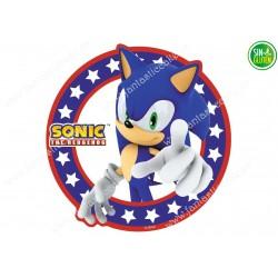 Obleas para tarta Sonic Nº 486