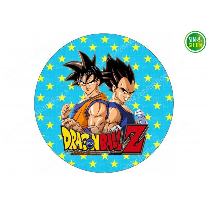 Dragon Ball - Oblea para tarta Nº 503