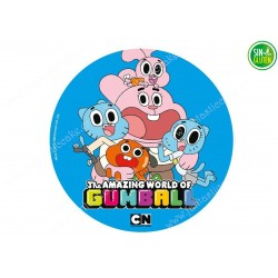 Obleas para tarta Gumball Nº 533