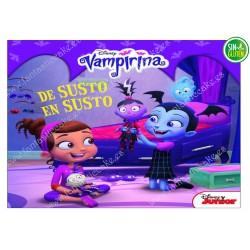 Vampirina - Oblea para tarta rectangular Nº 541