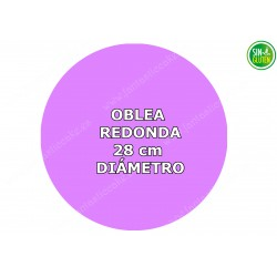 copy of Oblea Redonda de...