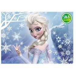 Oblea para tarta Frozen Nº 614