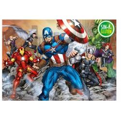 Oblea para tarta Capitán América Nº 616