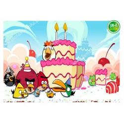 Oblea Angry Birds Nº 642