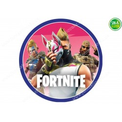 Fortnite, Oblea Fortnite para tarta Nº 664