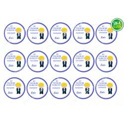 Tarta de chuches Oblea personalizada