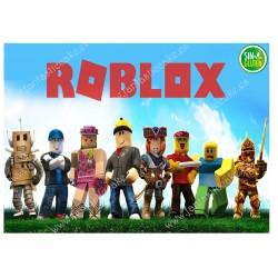 Roblox, Oblea para tartas...