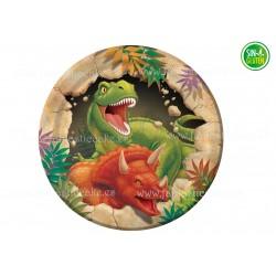 Obleas Dinosaurios para tarta Nº 730