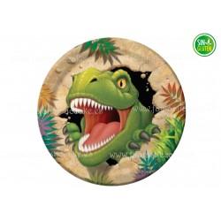 Obleas para tarta  Dinosaurios Nº 731