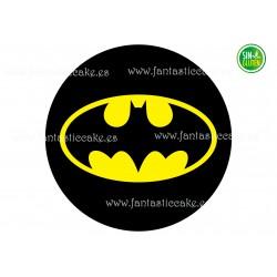 Oblea Batman para tarta Nº 3754