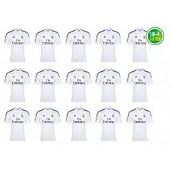 Oblea Fútbol Camiseta Real Madrid Nº 759