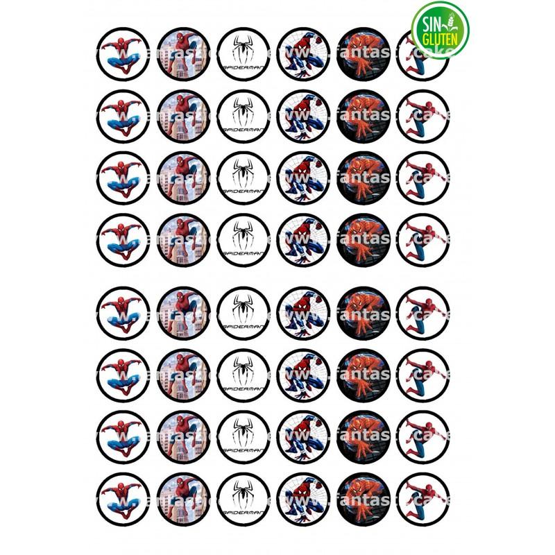 20 Obleas de Angry Birds Nº 2