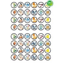 Oblea para Minioreos Pokemon Nº 779