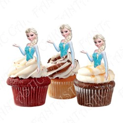 Toppers Elsa Frozen
