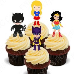 Toppers Super Hero Girls