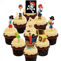 Toppers Piratas