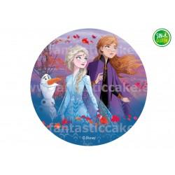 Oblea de Frozen Nº 792
