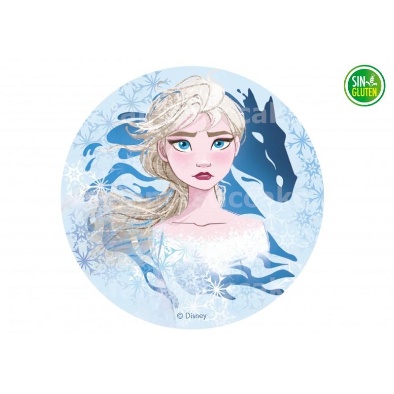 Oblea de Frozen 2 Nº 794