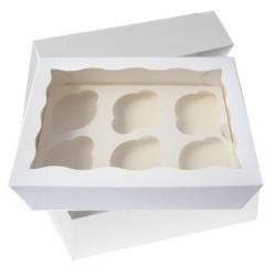 CAJA PARA CUPCAKES 6 UDS - FANTASTIC CAKE