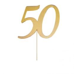 Topper 50 para tarta