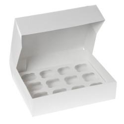 CAJA PARA CUPCAKES 12 UDS - FANTASTIC CAKE