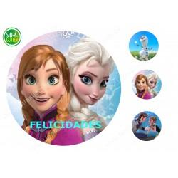 copy of Oblea Frozen para...