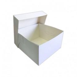 CAJA PARA TARTA 25x25x15 cm FUNCAKES - FANTASTIC CAKE