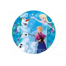 Oblea comestible Frozen Nº 811