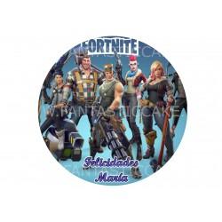 Oblea Fortnite Nº 821...